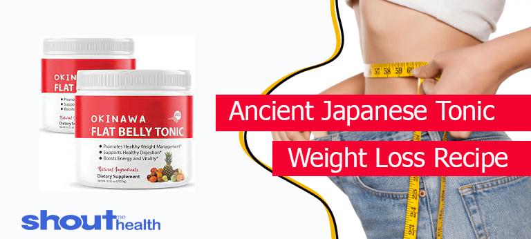 Ancient Japanese Tonic