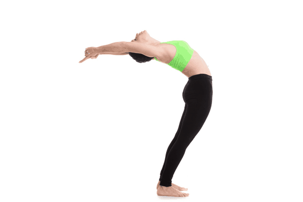 Standing-Back-Bend