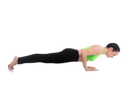 Four-Limbed-Staff-Pose
