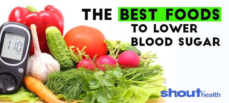Best Foods for Lowering Blood Sugar Levels