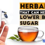 Herbal Teas That Can Help Lower Blood Sugar