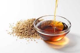 ket diet Sesame oil